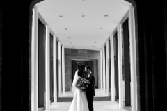 wedding-photography-bolton-school-pillars