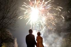 fireworks-at-aldwark-weedding
