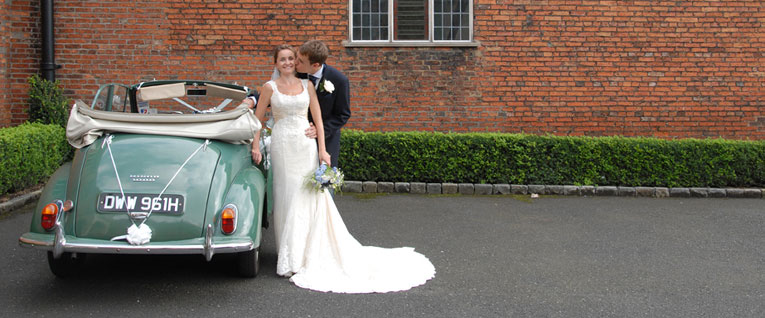 Emma and Clive, St Mary's Haxby and The Merchant Taylors Hall