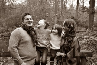 Family portrait photography Yorkshire